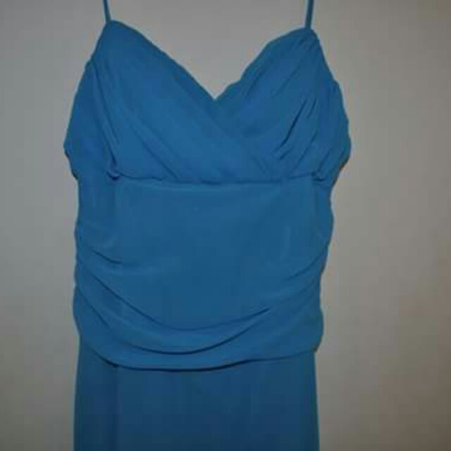 Baby Blue Size 4