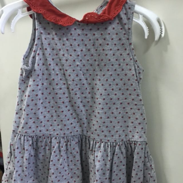 Baby Gap Polka Dress (3-6mos)