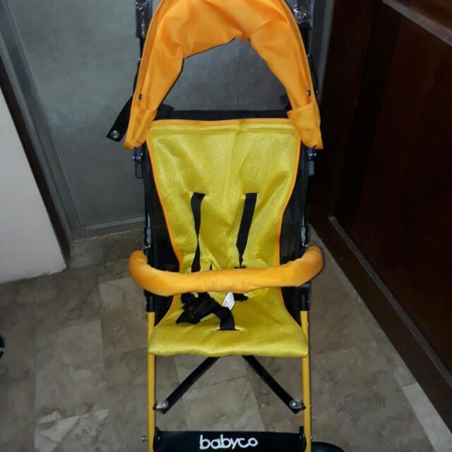 babyCo stroller