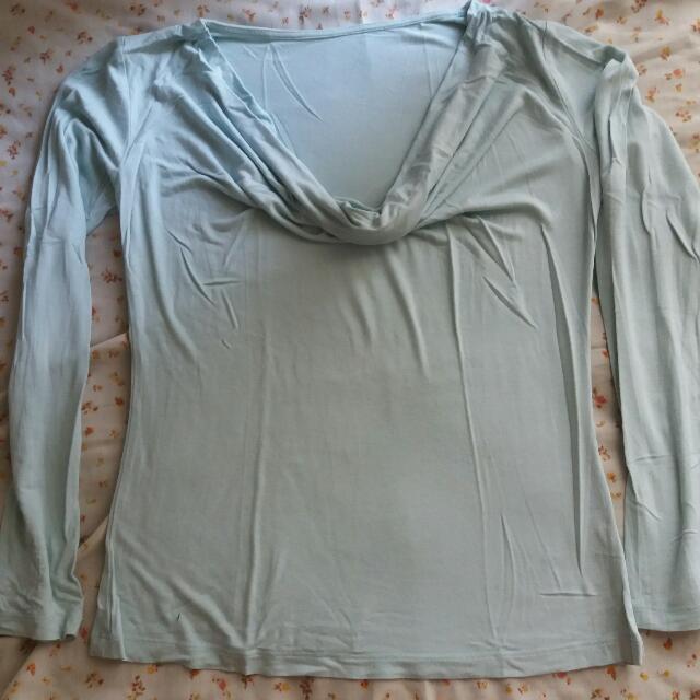 Baju Lengan Panjang Tosca