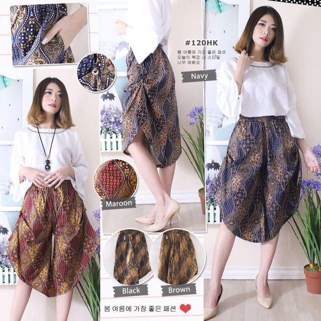 Batik celana
