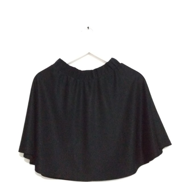 Black Mini Skirt No Brand
