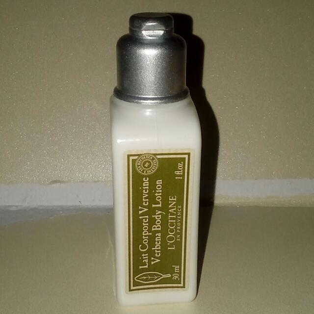 Body Lotion L'occaitane