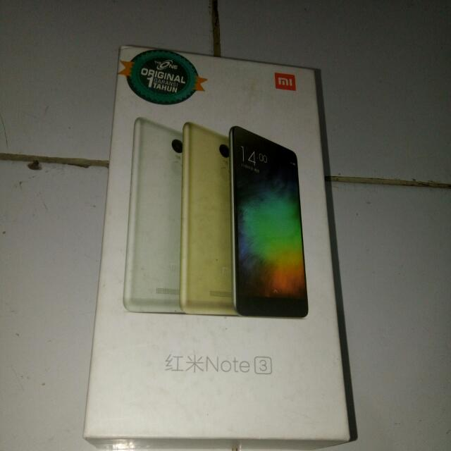 Box Xiaomi Redmi Note 3 + SIM Ejector