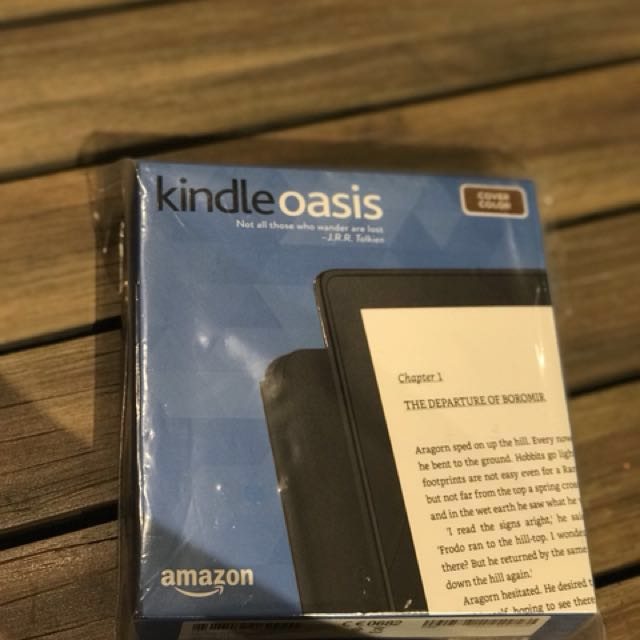 Brand New Kindle Oasis 2016 model (save 20%)