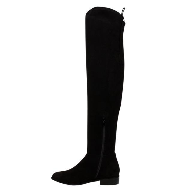 🌟BRAND NEW Thigh High Black Boots
