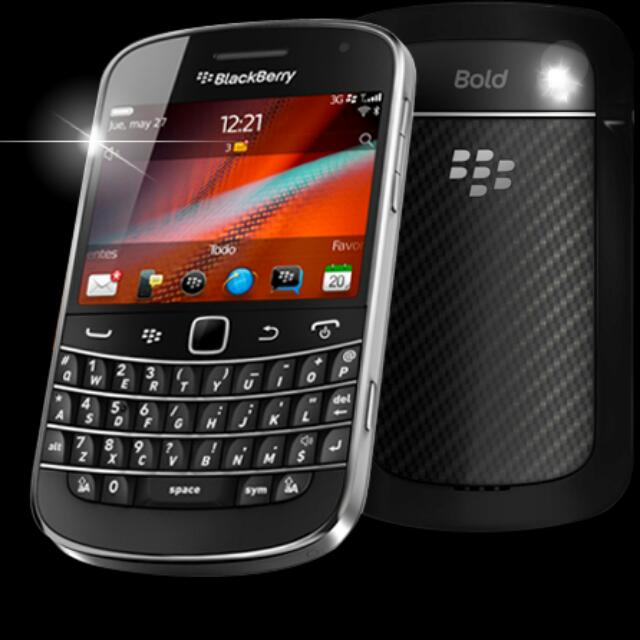 Brand New Unopened BlackBerry Bold 9900(White)