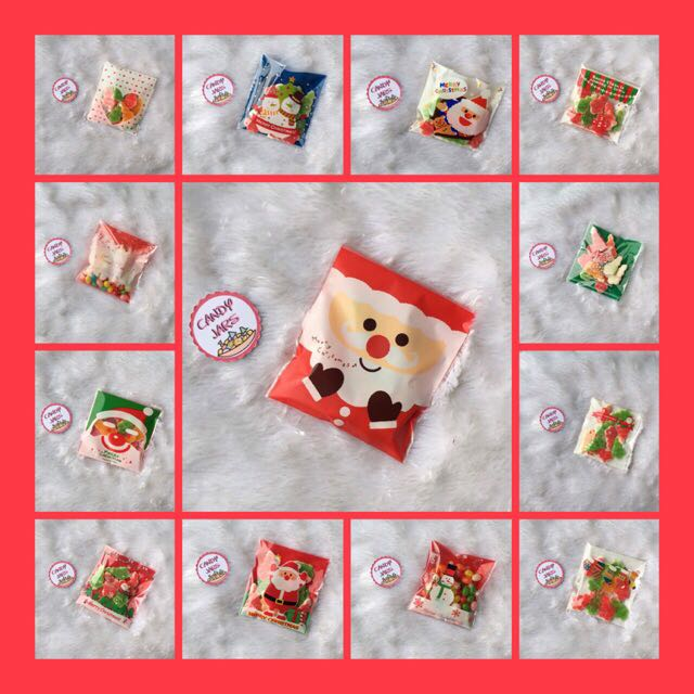 Candy Snacks for Christmas