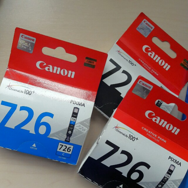 Canon cartridge ink
