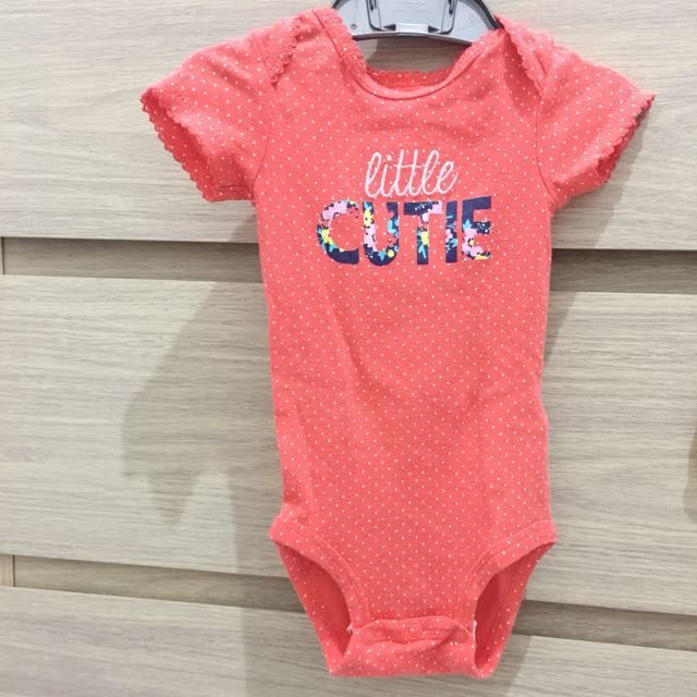 Carters Bodysuit 3m