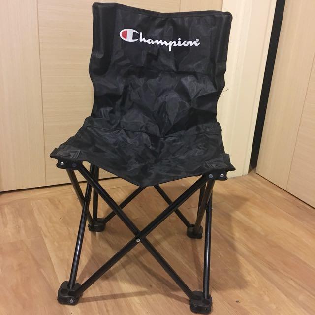 Champion可收納折疊露營椅