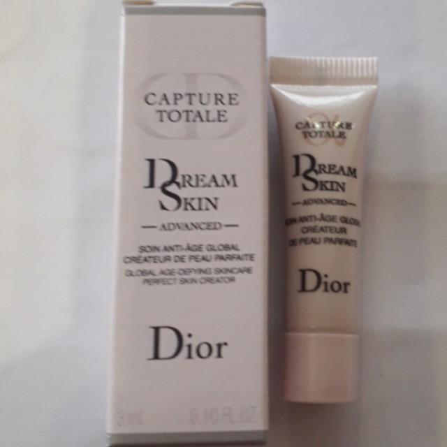 ec50f561 Christian Dior Capture Totale Dream Skin Advanced Global Age Defying  Skincare perfect skin creator 3ml