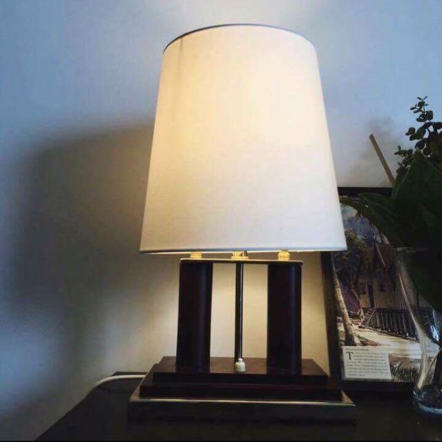 Classic Hotel Lamp