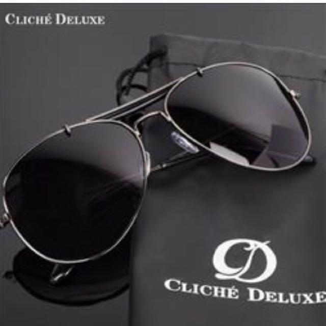 Cliche Deluxe Black sunglasses