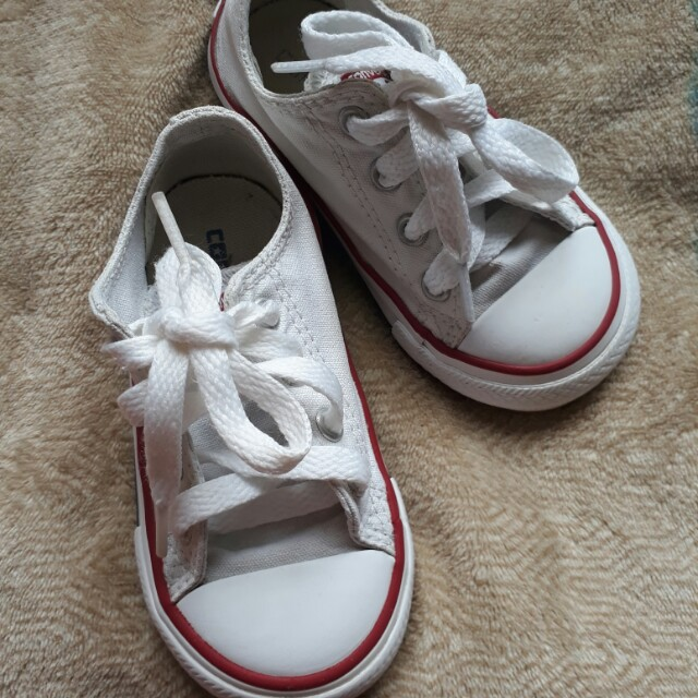 Converse size 13 cm for 1-2 years old