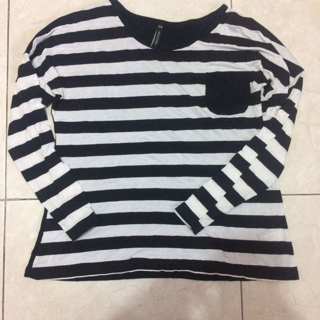 Cool Teen Stripe Tshirt
