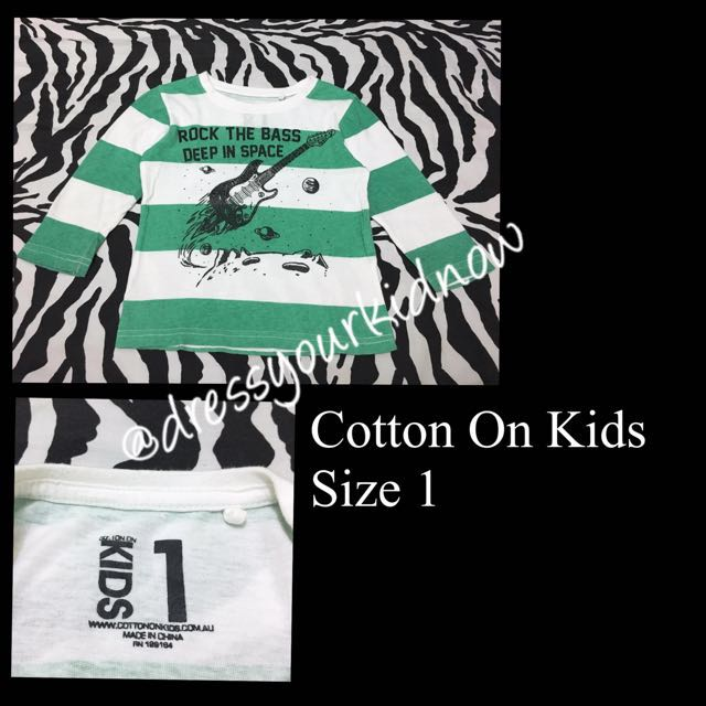 Cotton On For Kids