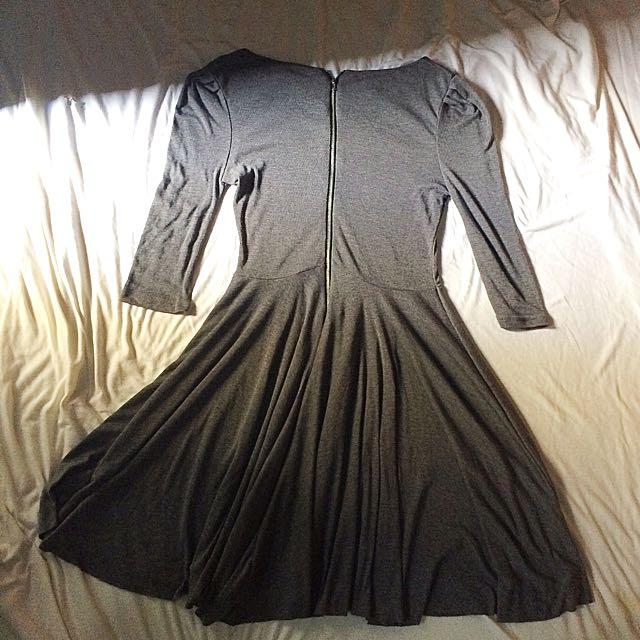 Cotton on longsleeve dress (orig)