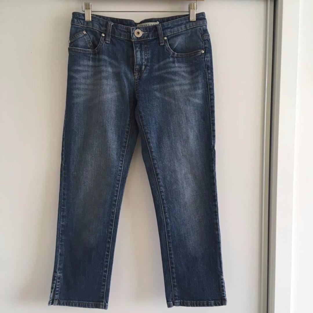 Crop Jean