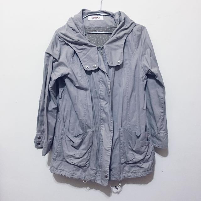 百貨公司專櫃✨CUMER 歐逆必備 風衣外套 #四百不著涼
