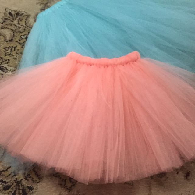 Custom made tutu skirt