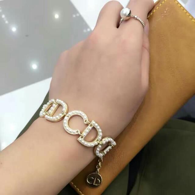 Dior Pearl Bracelet