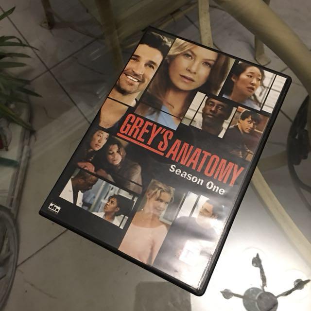 DVD Grey's Anatomy Season 1