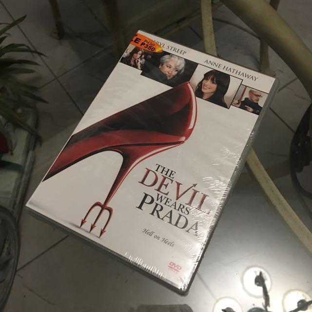 DVD The Devil Wears Prada