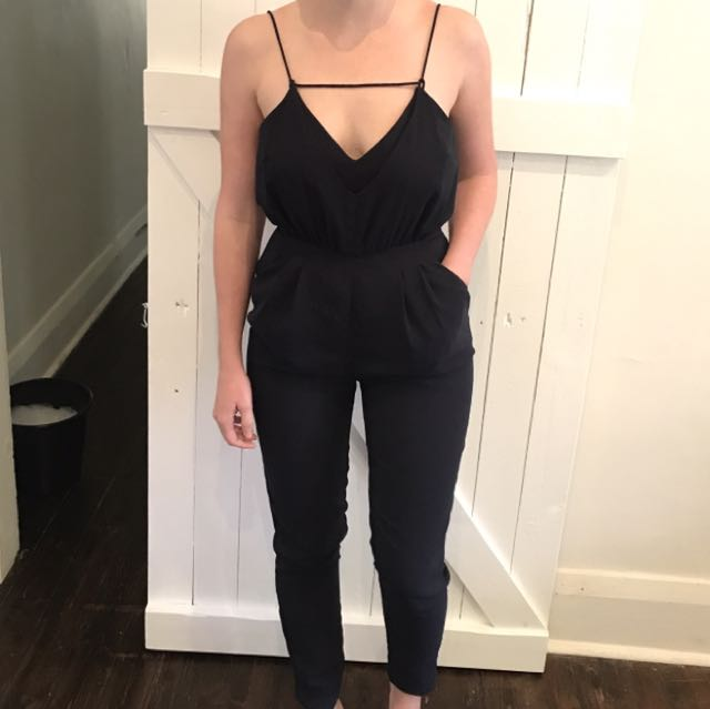 Finders Keepers Jumpsuit Size 10