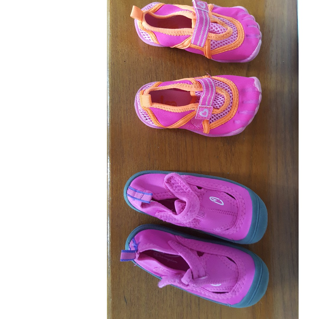 8d6fead56 FlashSale 11 Champion C9 Toddler Pink Daylin Water Shoes – Girls ...