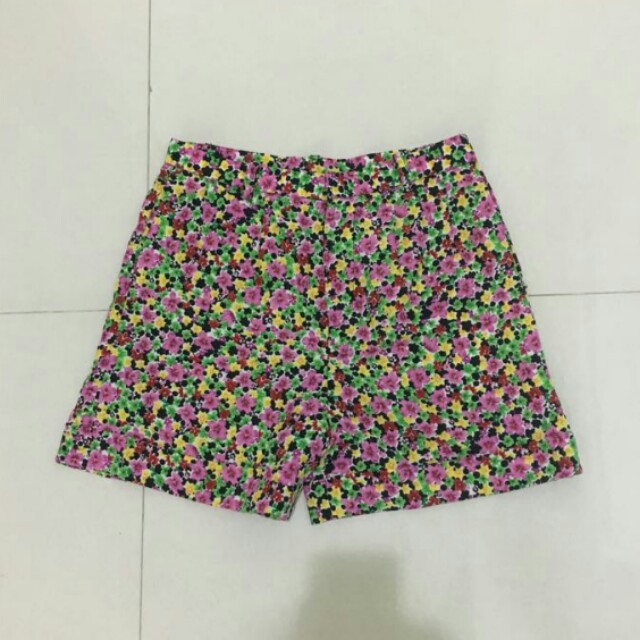 Flower Hotpants