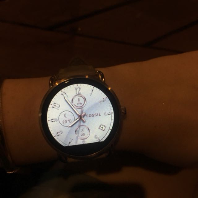 Fossil Q Smart Watch Apple & Android
