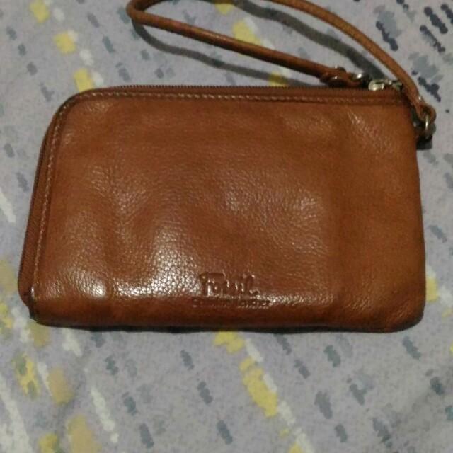 Fossil wristlet wallet not mk coach mango gucci