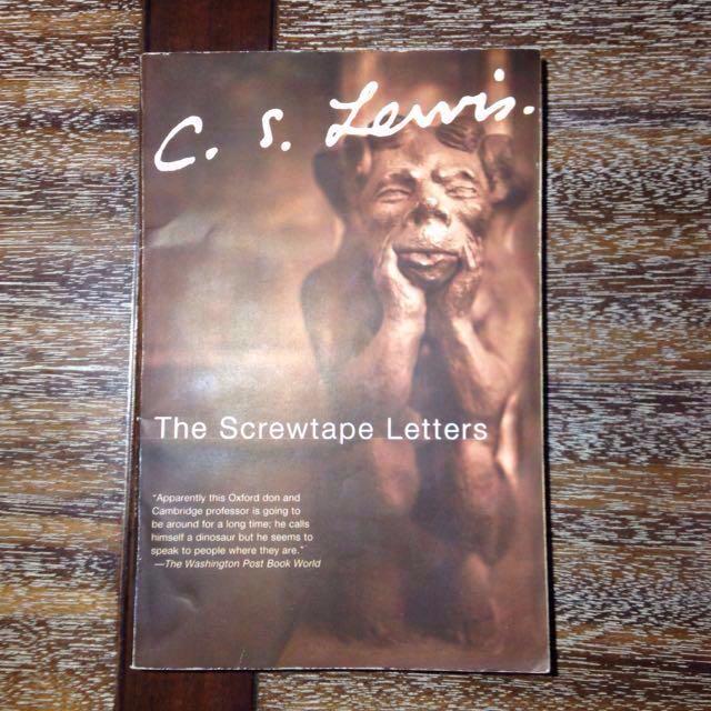 screwtape letters free