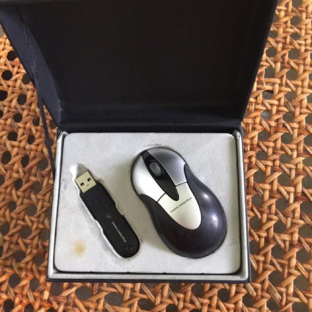 Fujitsu Siemens Mini RF Mouse