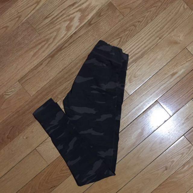 Garage army leggings