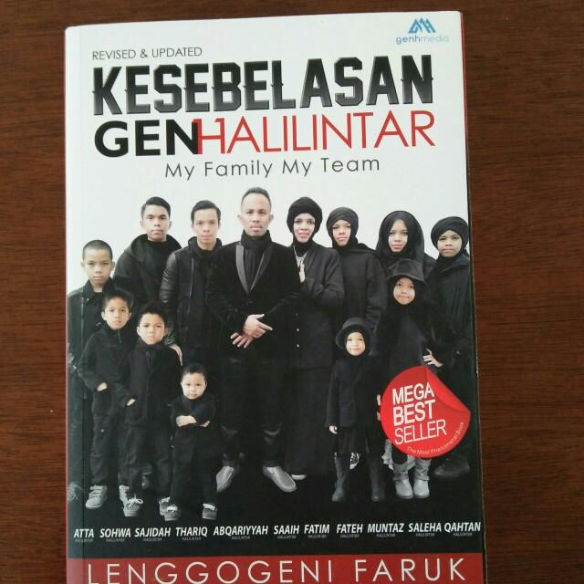 Gen Halilintar (best seller)