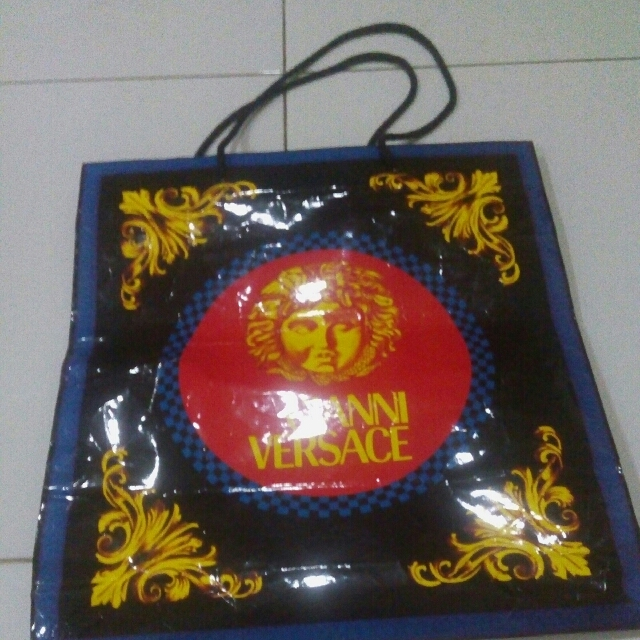 GIANNI VERSACE Paper Bag