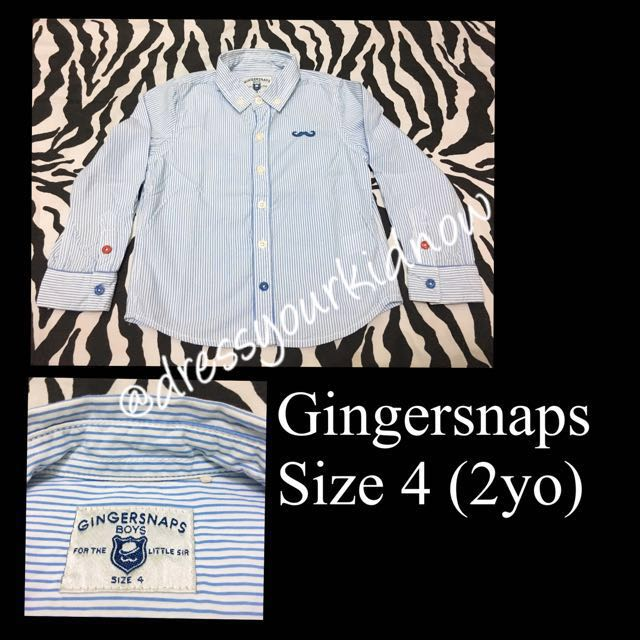 Gingersnaps Polo For Kid
