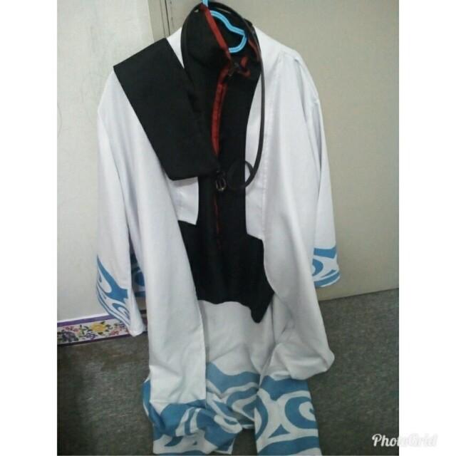 Gintama Sakata Gintoki Costume