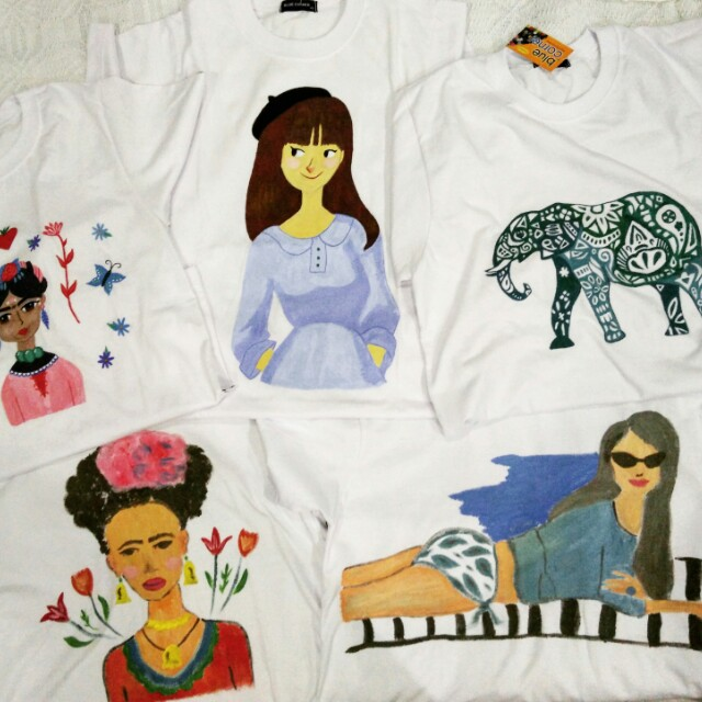 Handpainted Tees (personalized)