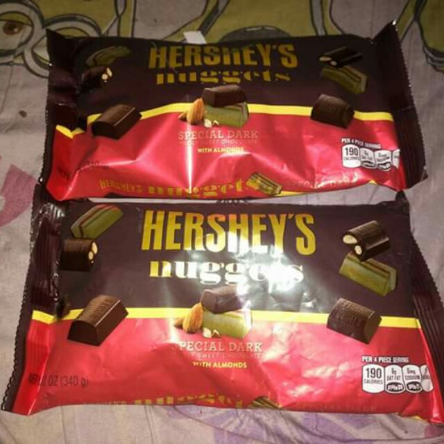 Hersheys nuggets