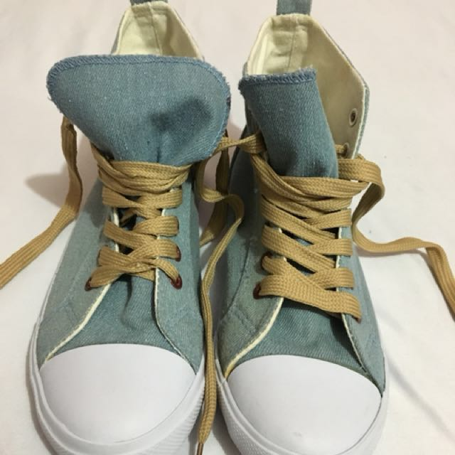 High Top Shoes (Size 37)