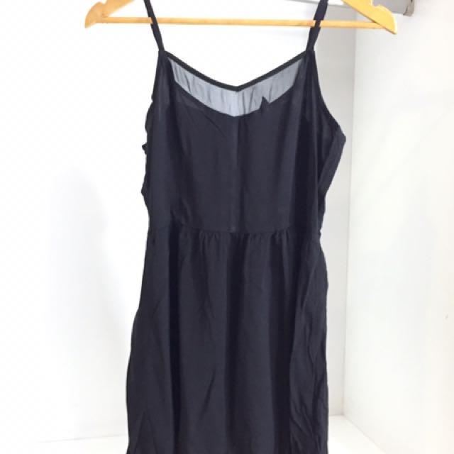 H&M meshed dress