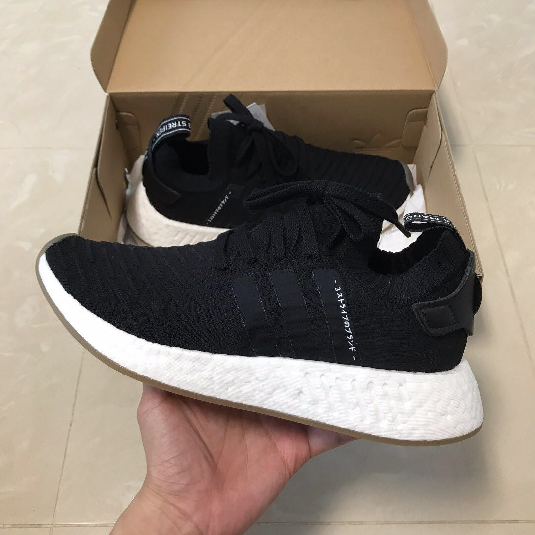 53532435c6c93e  INSTOCK   260 adidas NMD R2 Japan Core Black BY9696