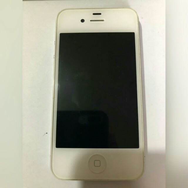iPhone 4S (DEFECTIVE)