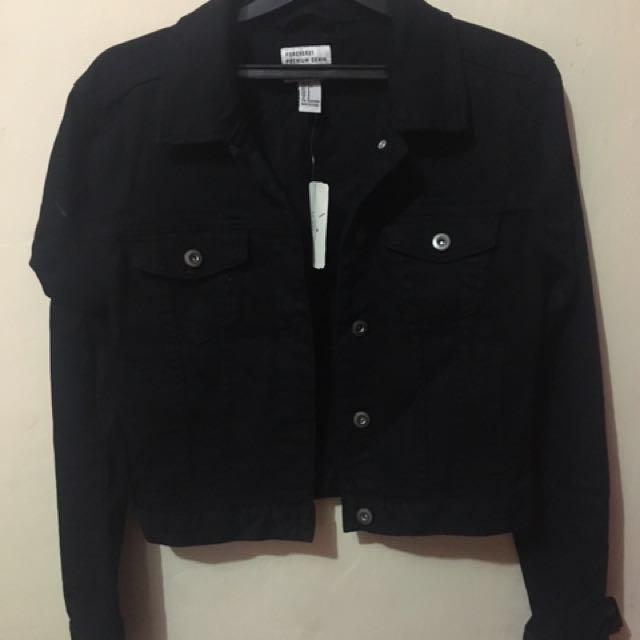 Jacket Denim #moveonyuk
