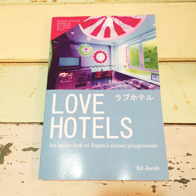 Japanese Studies - Love Hotels by Ed Jacob