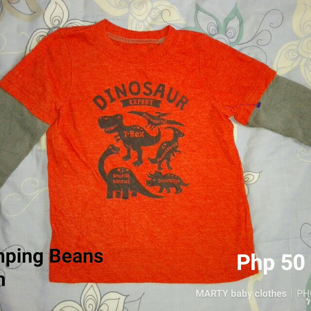Jumping Beans long sleeves 24m