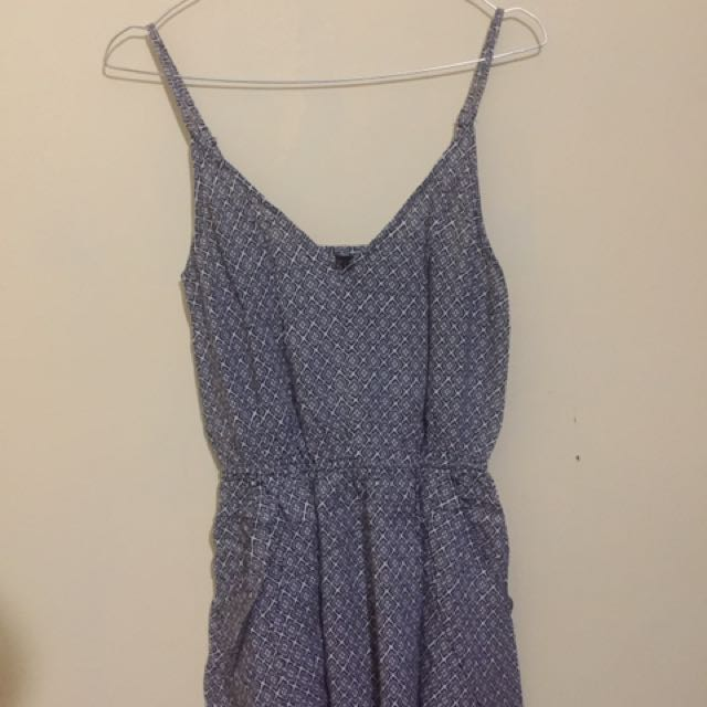Jumpsuit mini H&M